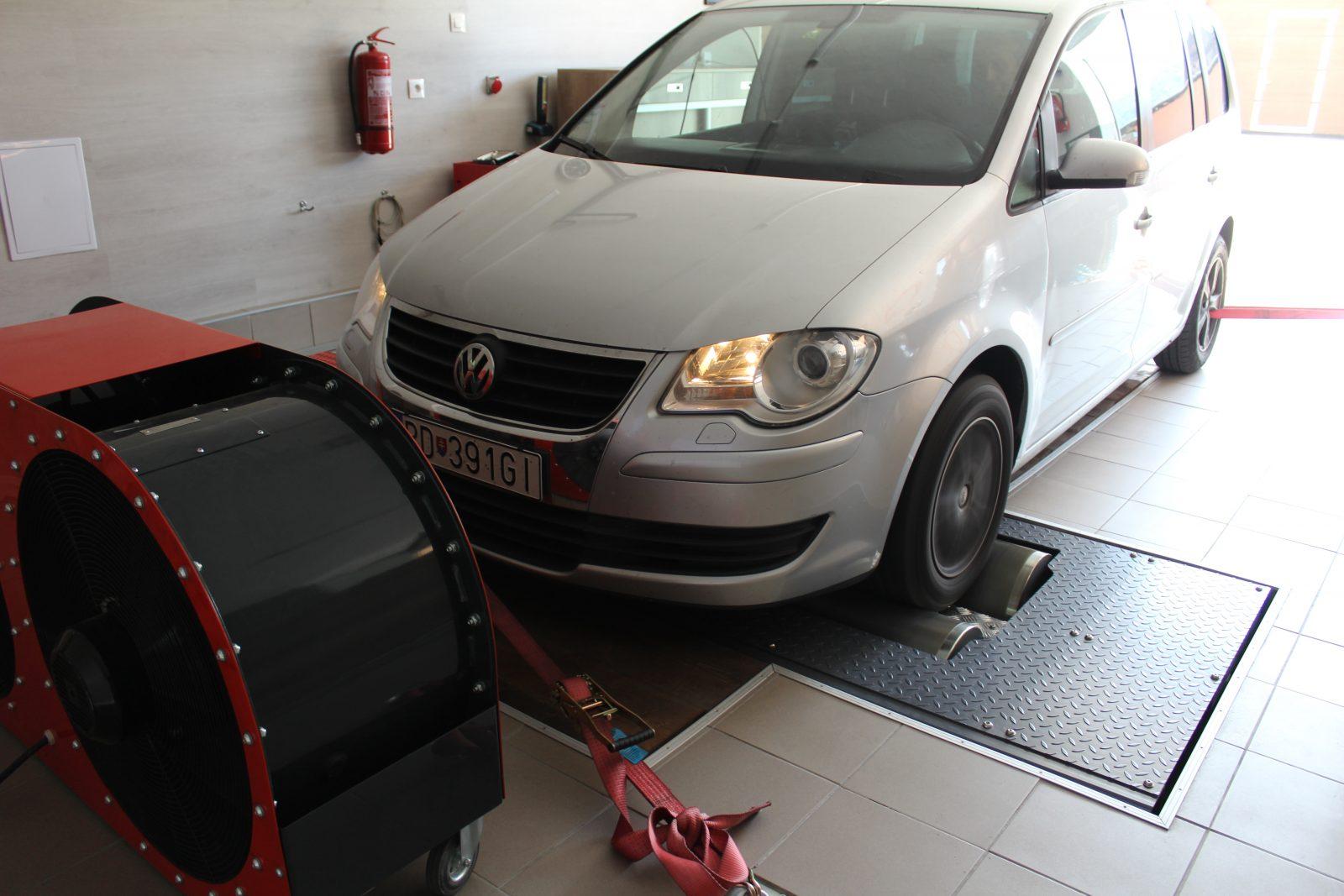 VW TOURAN 1T2 2008
