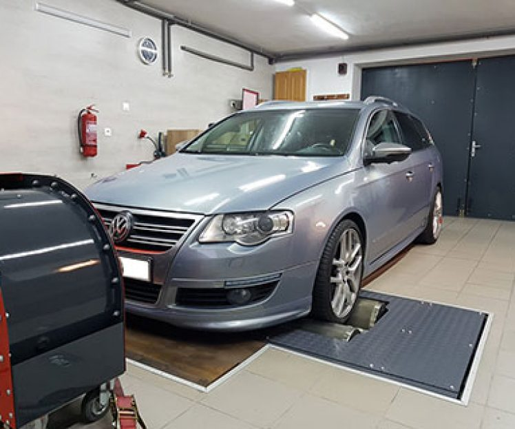 VW PASSAT B6 CR